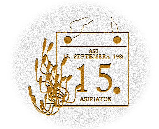 bilancna 15 septembra